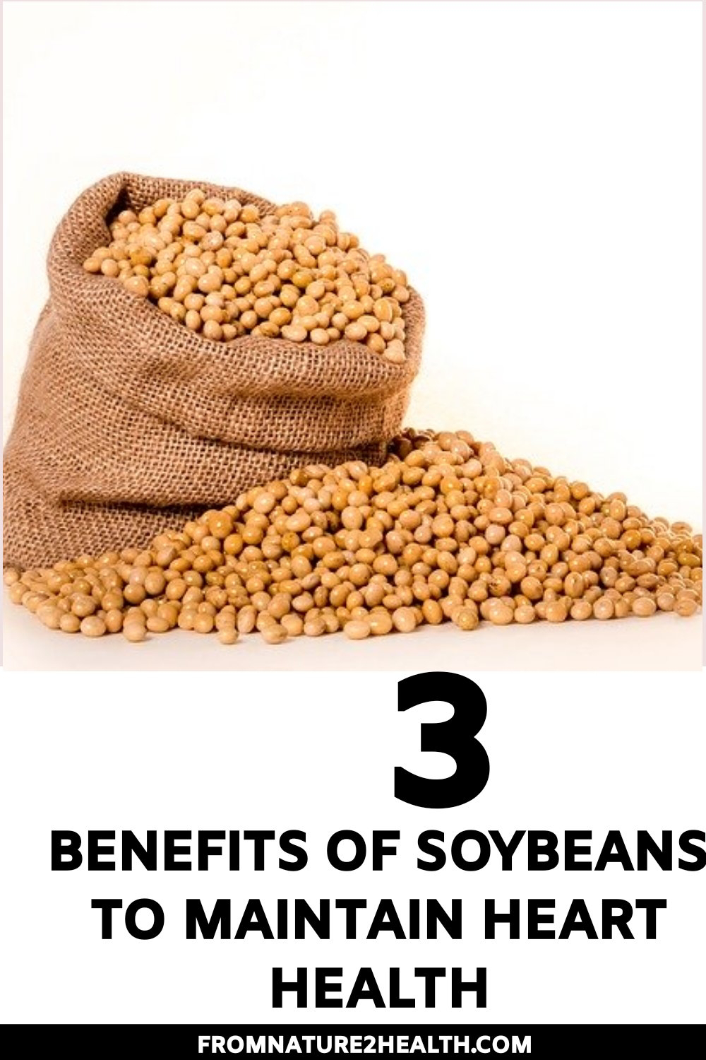 Soybeans can reduce cholesterol, Soybean can prevent heart disease