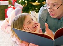 Татове читання корисніше для дитини