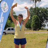 PCV Becky on the podium  2nd place and a cash prize