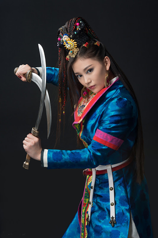 Son of Hero China Drama