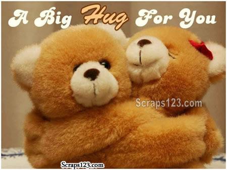 A Hug is Worth Thousand Words  Image - 3