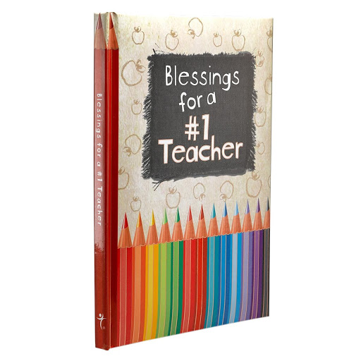 Blessings for a #1 Teacher - Books Schools & Teaching