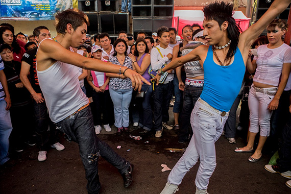 ¡Bailen! Encuentro de sistemas de sonido latinoamericanos, en La Casa Encendida