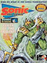 Actualización 26/09/2018: Se agrega los pequeño cómics pertenecientes a la publicaciónes Sonic The Comic numero 24 y numero 25 por Doger 178 de The Tails Archive y La casita de Amy Rose, disfrútenlo.