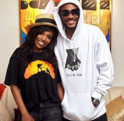 2face reacts after his wife, Annie opened up on dumping him for another man