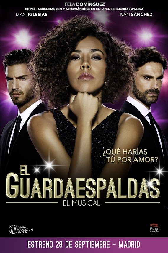 Musical El Guardaespaldas Madrid