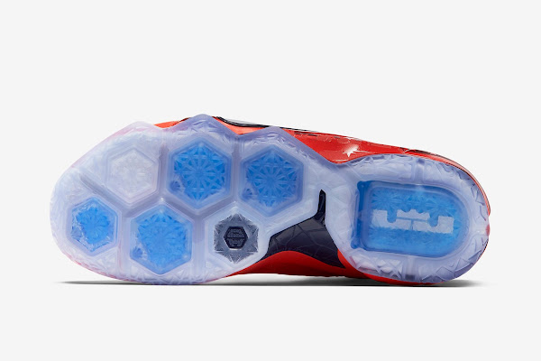 Release Reminder Nike LeBron XII 12 4th of July