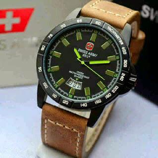 Jual jam tangan Swiss Army