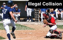 Home Plate Collision