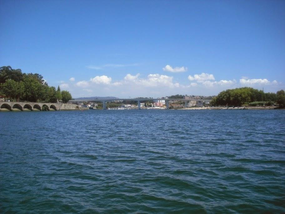 Navegando por el río Duero