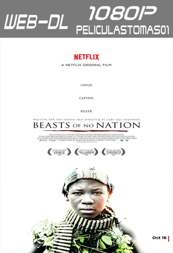Beasts of No Nation (2015) WEB-DL 1080p