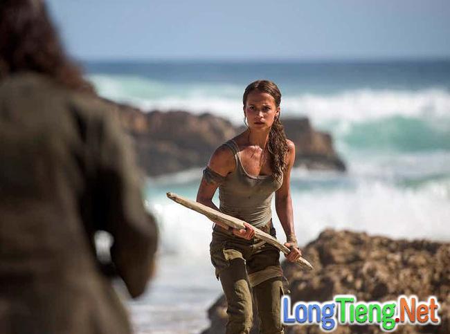 Tomb Raider - Lộ tạo hình của Alicia Vikander trong vai Lara Croft - Ảnh 1.