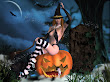 Halloween Jolly Wicca