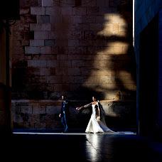 Fotógrafo de bodas Alberto Sagrado (sagrado). Foto del 13.07.2017