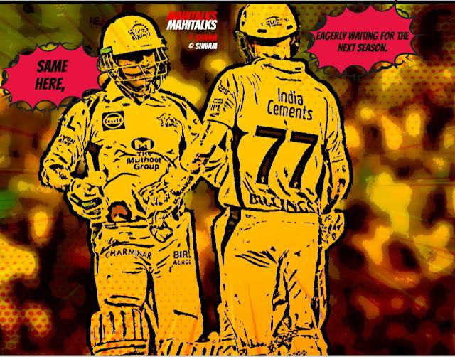 Dhoni, MS Dhoni, Sam Billings, Dhoni Image, Sam Billing Image, Comics, Visual Graphics, CSK Team, Chennai IPL, indian skipper