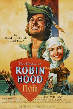 Robin de los bosques - The Adventures of Robin Hood (1938)