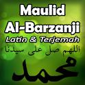 Maulid Al-Barzanji Latin & Terjemah Lengkap icon