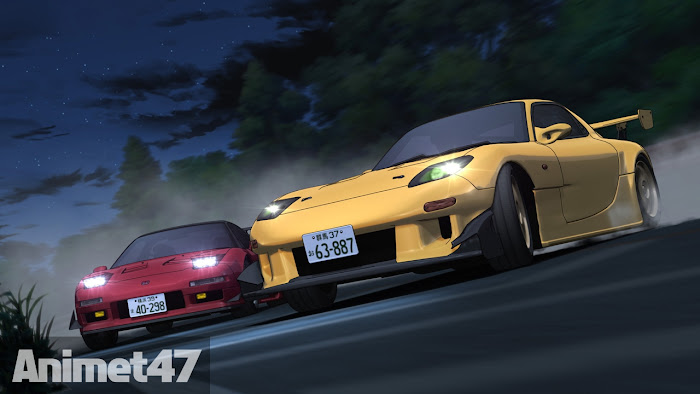 Ảnh trong phim Initial D Fifth Stage 2