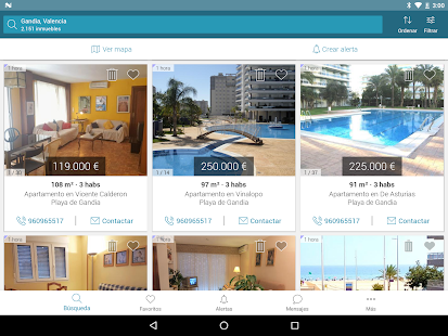 Fotocasa rent and sale- screenshot thumbnail
