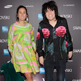 OIC - ENTSIMAGES.COM - Lliana Bird and Noel Fielding  at the Alexander McQueen: Savage Beauty - private view Victoria and Albert Museum London 14th March 2015 Photo Mobis Photos/OIC 0203 174 1069
