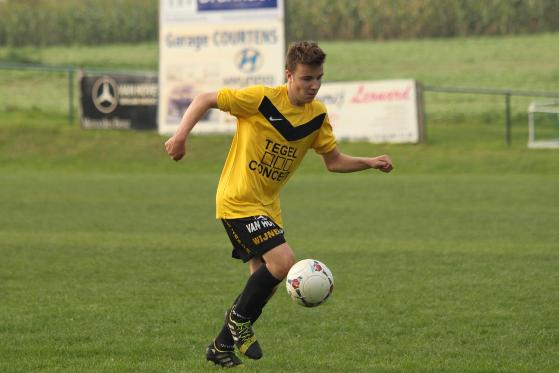 U21 schieten tekort in Sterrebeek