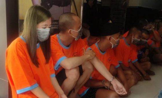 Kepala MTs di Cianjur Ditangkap saat Pesta Narkoba