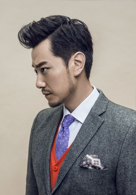 Danny Zhang Hongrui China Actor