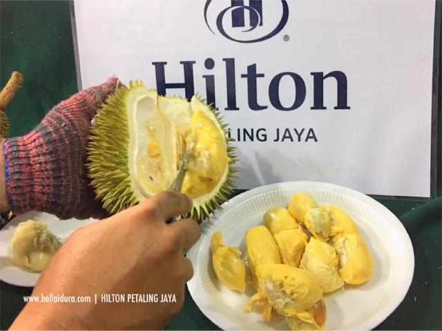 MAKANAN YANG MESTI CUBA DI HILTON PETALING JAYA