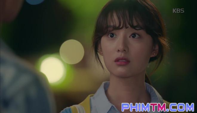 Nổi cơn ghen, Park Seo Joon… áp mặt sát vào Kim Ji Won - Ảnh 3.