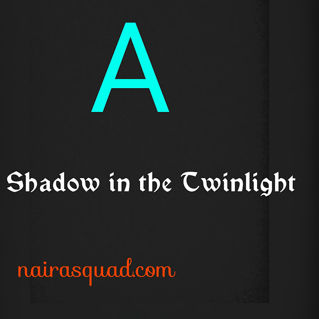 A SHADOW IN THE TWILIGHT