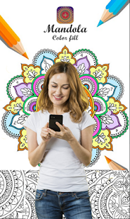 Download Mandala Colour Fill 2019 For PC Windows and Mac apk screenshot 2
