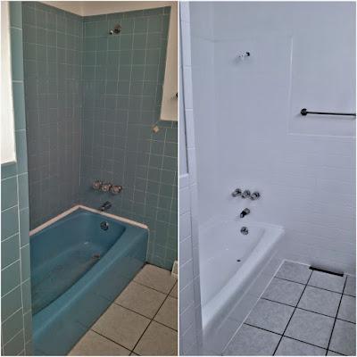 Bathtub Refinishing, Sink Refinishing 7