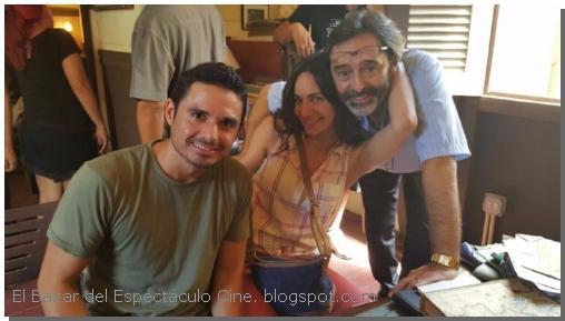 Más que Hermanos - Claudio Gallardou - Robin Durán y Valerie Domínguez.jpg