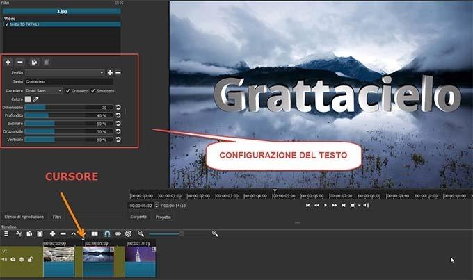 configurazione-testo-3d