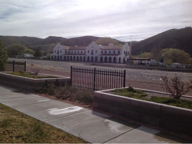 Caliente Nevada Train Depot