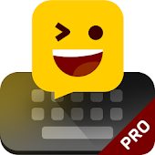 Facemoji Keyboard Pro: DIY Themes, Emojis, Fonts