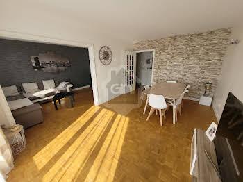Appartement 4 pièces 75,58 m2