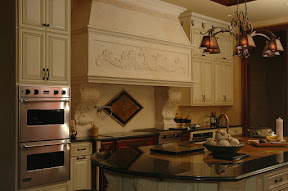 Architecture, Corbels, Interior, Kitchen & Bath, Kitchen Hood