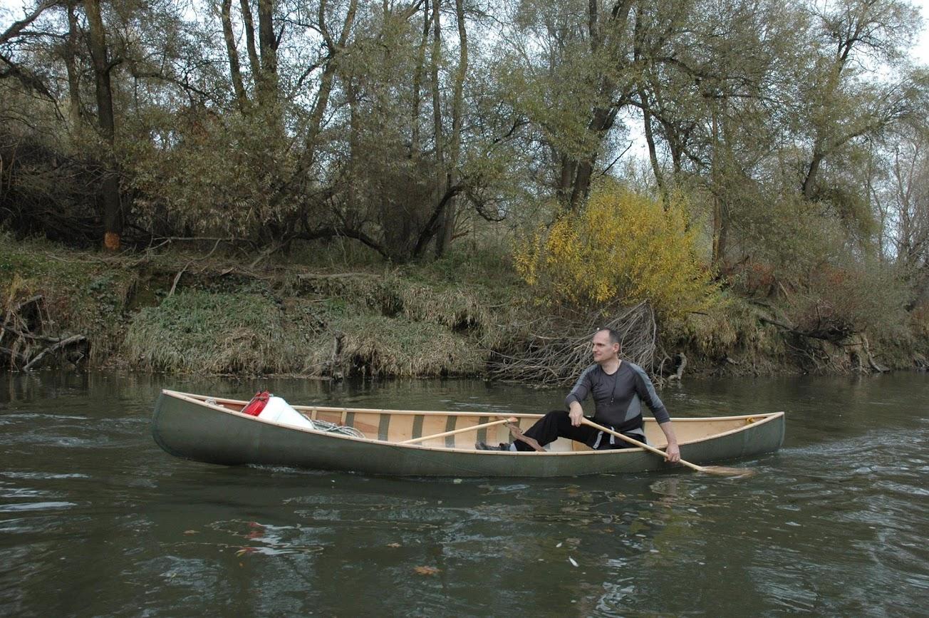 Plywood Canoe Concept - Birchbark Style [Archive] - The