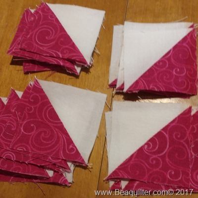 pink girl QUBE quilt2