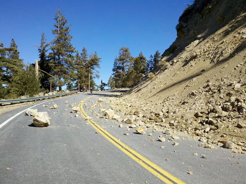 Dawson Saddle Traverse • Angeles Crest Highway