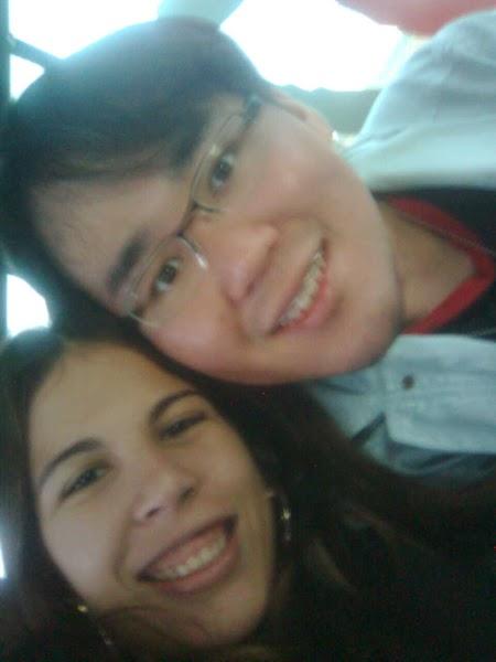Rebeka & eu