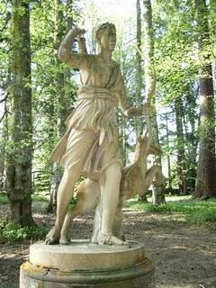 Goddess Diana Image