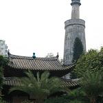 Mosquée Huaisheng : minaret