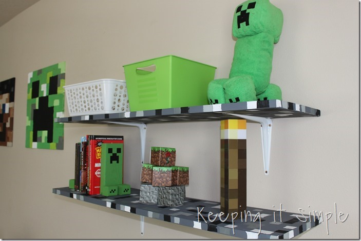Easy-DIY-Minecraft-Shelves (15)