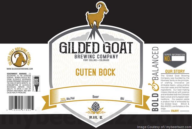 Guilded Goat Brewing - Guten Bock