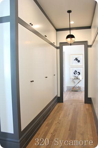 hall storage cabinets