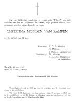 Monden-van Kampen, Christina Rouwkaart.jpg