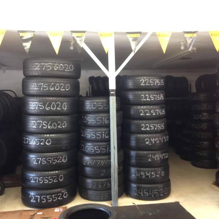 Caly Tires Services - Tire Shop in El Paso