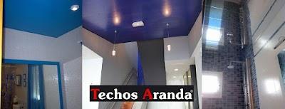 Techos aluminio Chamberi